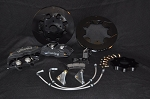 Toyota Supra MKIII Front 13in 4 Piston Wilwood Big Brake Kit